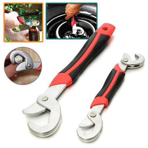 41 in 1 pcs tool set + Snap n Grip universal wrench combo