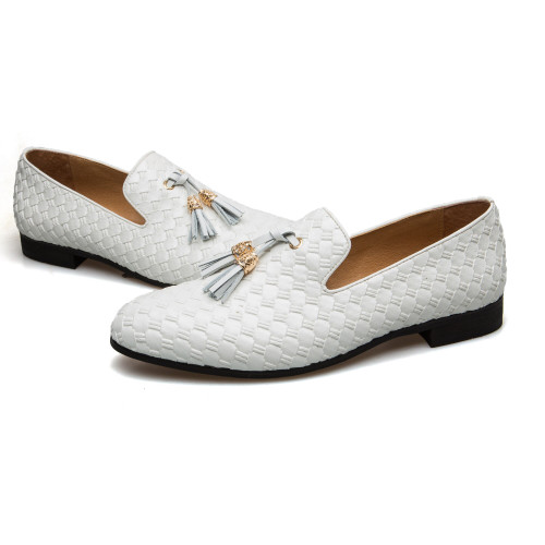 MEIJIANA Loafers Flats Brand Men Casual Luxury Shoes BV Comfortable New Men's Breathable Wedding Shoes