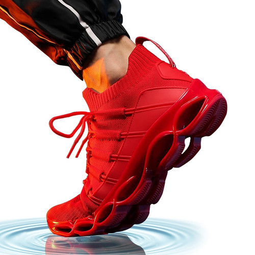 2020 Autumn Blade Men's Casual shoes for Man Sneakers Mesh Breathable Sport Running Shoes Jogging Shoes Zapatos De Hombre
