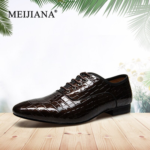 MeiJiaNa wedding dress shoes men's spring Men's Flats Oxford Shoes