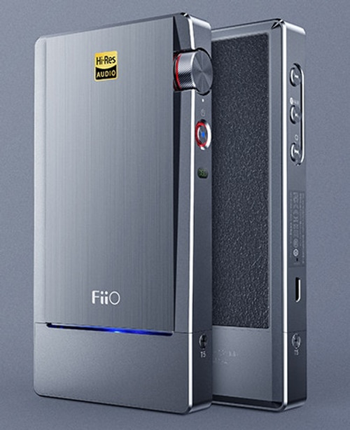 Recommend FIIO Q5 Flagship Bluetooth and DSD-Capable Portable HIFI AMP DSD Decoder MFi USB Sound DAC Amplifier 3800mAh