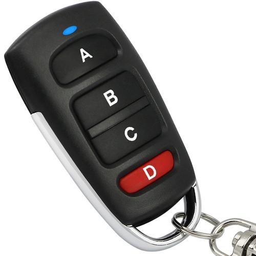 433 MHZ Remote Control Duplicator Wireless Clone Switch Cloning Copy mando garaje Universal Gate Garage Door Portal Control Key