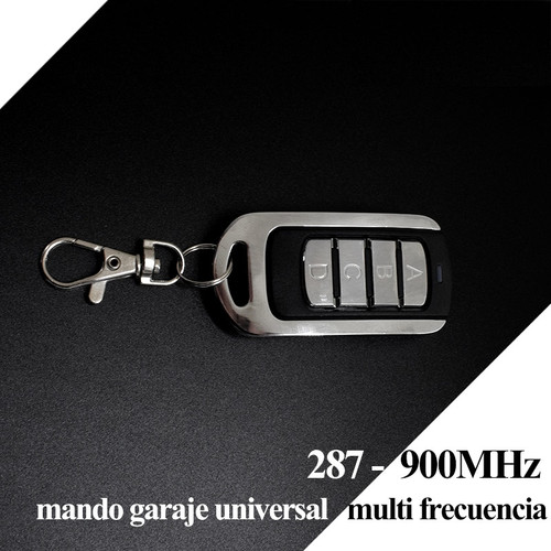 Gate control  for 433.92MHz 868.3MHz Garage door remote control 315MHz key duplicator remote garage opener rolling code command
