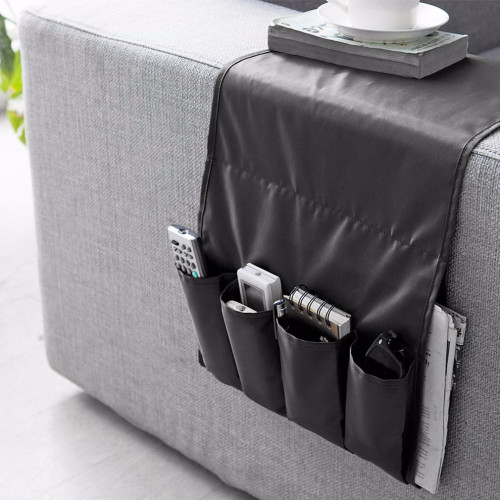 OUTAD Sofa Couch Storage Bag Chair Armrest Caddy Pocket Organizer Storage Multipockets for Books Phones Remote Controller Bag
