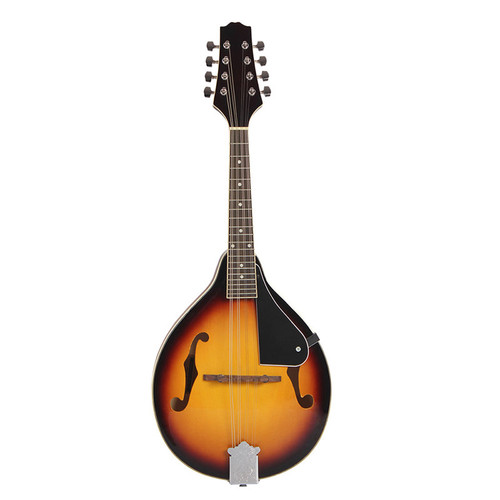Zebra Sunset Rosewood 8 Strings A Type Electric Bass Guitar Mandolin 20 Fret Ukulele for Musical Stringed Instruments Lover Gift