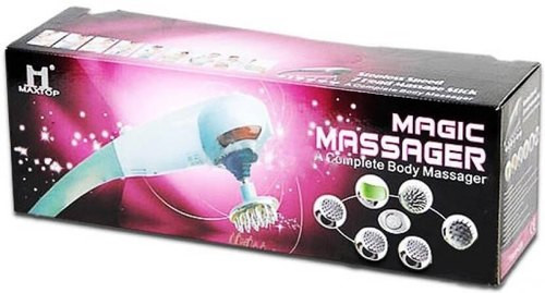 MAGIC MASSAGER Complete Body Massager