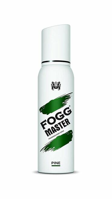 Fogg Master Pine 120ml & Agar 120ml Body Spray