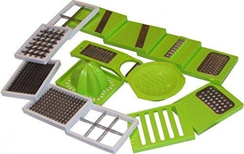 Famous 15 in One Chopper Plastic Vegetable Slicer