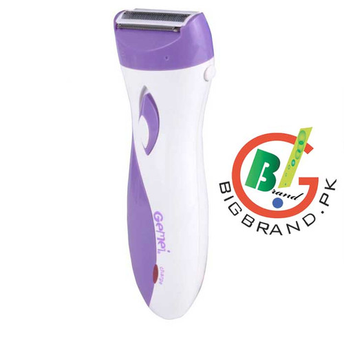 Gemei Rechargeable Hair Removal Lady Shaver GM-3016