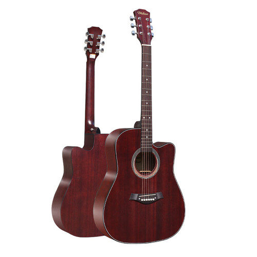 "DIDUO 41"" Acoustic Guitar Rosewood Fingerboard Guitarra Musical Stringed Instruments 6 Strings Guitars"
