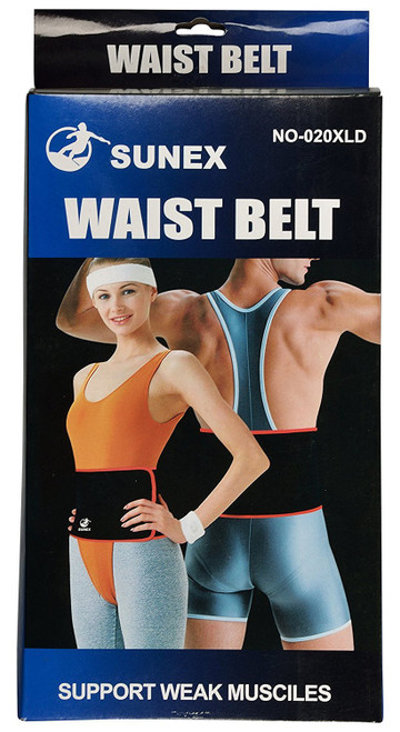 IRIS Advanced Waist Trimmer, Broad Coverage Sweat Belt, Caloric Burner, Sauna Band – Increased Core Stability, Metabolic Rate & Shedding Excess Water Weight