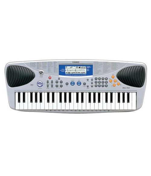 Casio MA-150 Electronic Keyboard (CASIO-MA-150)