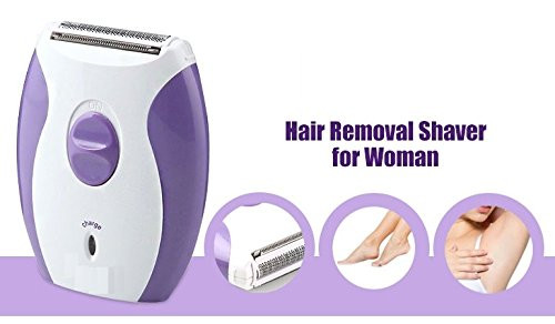 Rechargeable Lady Shaver Trimmer Razor Ak2001