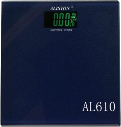 Aliston Glass Electronic Bathroom Scale-AL-610