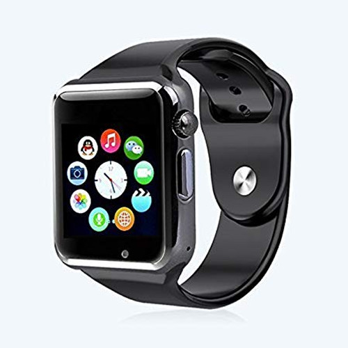 A1 Silver Color Android 4G Calling Smartwatch