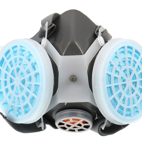 Dust mask High Quality Protection Gas Mask Anti-fog Haze Industrial Anti Dust Mask Respirator outdoor