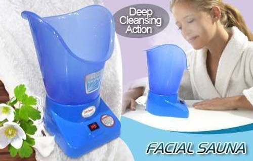 Facial Sauna Deep Cleaning Action - Redefine Beauty