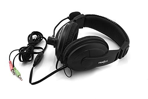 Frontech Headset+MIC FT-750 Multimedia Headphone