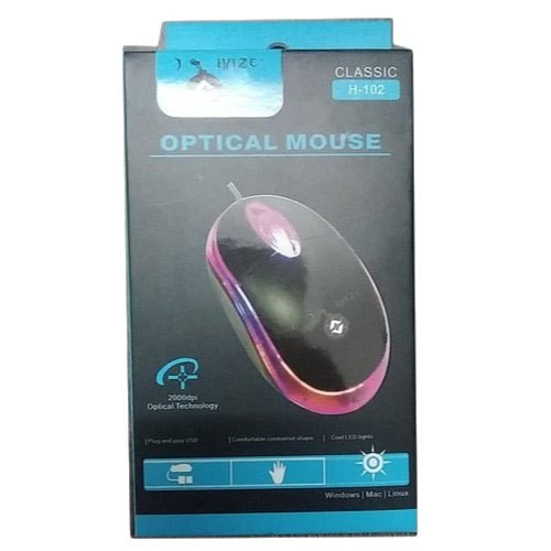 Optical Mouse Classic H-102 2000dpi Optical Technology