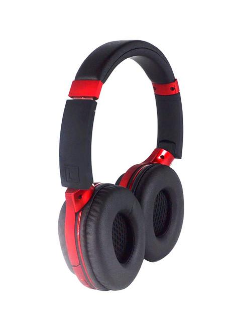 Tessco Stereo Wireless Bluetooth Headphones Over The Ear (BH-384)