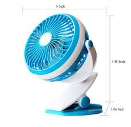 Mini USB Fan Rechargeable Ml-F168