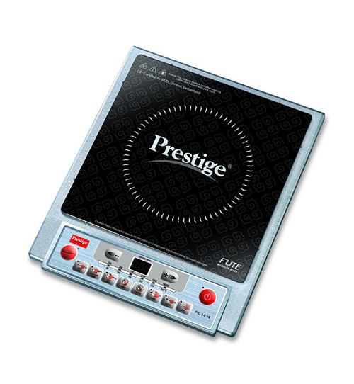 Prestige PIC 1.0 V2 1900-Watt Induction Cooktop (Black)