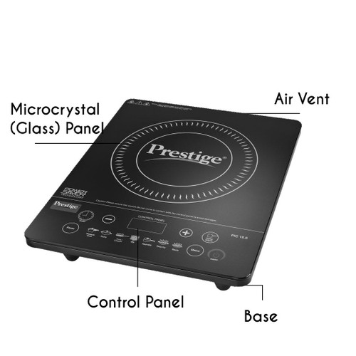PRESTIGE INDUCTION COOKTOP-PIC 15.0