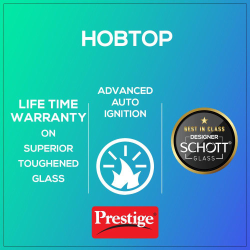 Prestige Hobtop 2 Burner AI-PHTS 02