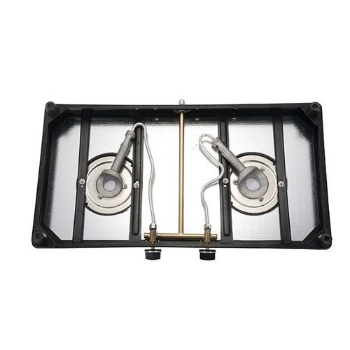 SURYA FLAME 2B SILVERLINE BLK SF MS NA GAS STOVE
