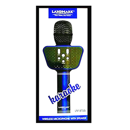 Landmark LM-BT55 Wireless Microphone with speaker