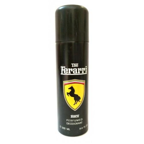ferarri Black Deodorant(200 ml)