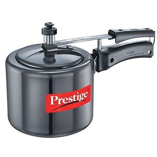 Prestige Nakshatra Plus Aluminium Pressure Cooker 3 Litres