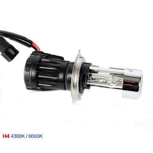 Cnlight  EMC Xenon HID H4 12V 6000k 70w Telescopic for Car light with Relay Harness