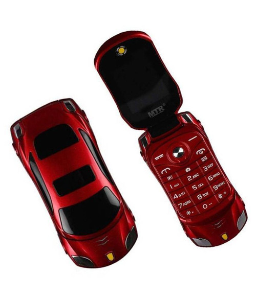 FERRARI Display Dual Sim Feature Car Phone