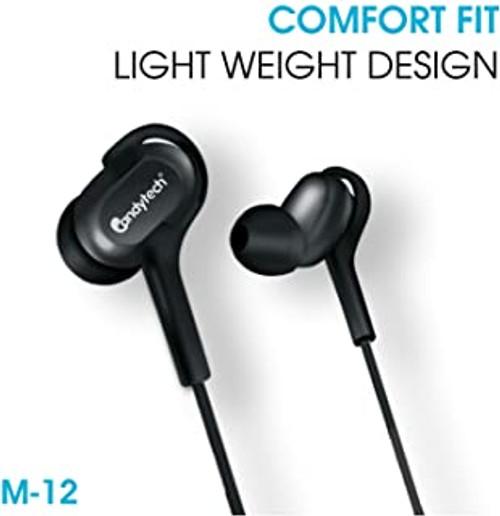 Candytech Earphone M-12 Superme Sound Rock'd