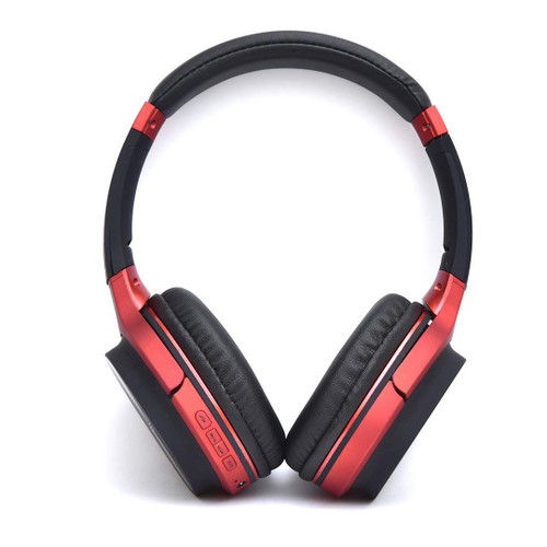 Tessco BH-384 Stereo Wireless Bluetooth Headphones Over The Ear