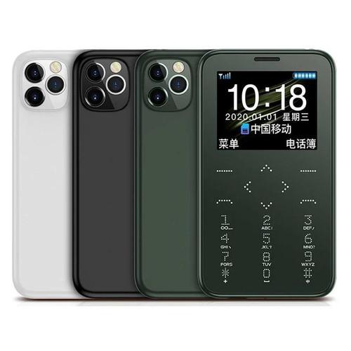 "Original Soyes 7S+ Mini Mobile Phone 1.5"" Display Unlocked Torch Camera MP3 Hifi Sound GSM Kids Children Cell Phone"