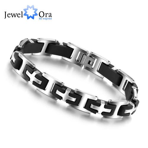 Cross Design Stainless Steel Bracelets