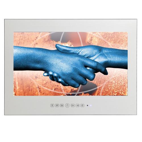 Souria IP66 32 inch mirror bathroom TV waterproof LED TV Hotel LED Waterproof Mirror TV Full HD 1080p