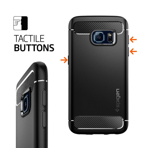 "100% Original SGPSPIGEN Rugged Armor Case for Samsung Galaxy S7 (5.1"")"