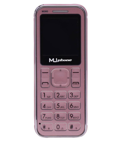 Dual Sim card phone with Camera (M360)