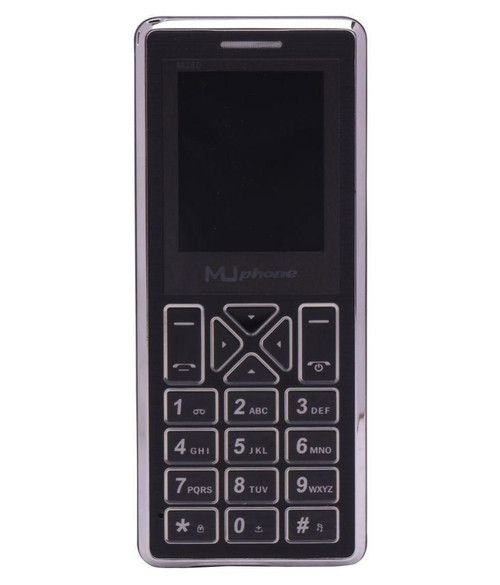 Dual Sim card phone with Camera (m280)