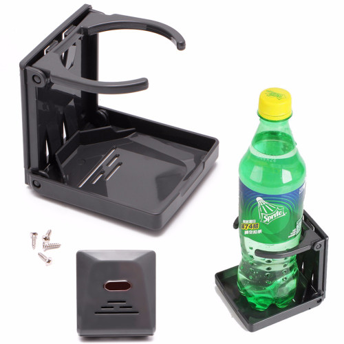 2017 Folding Drink Cup Can Bottle Holder Stand Mount Car Auto Boat Fishing Box Car Styling Car Interior Accesorries