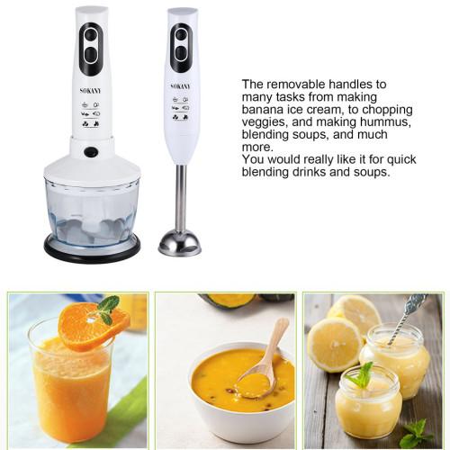 Electric Stick Blender Hand Blender Nutribullet mixer GERMAN Motor Technology electric Hand blender Smart Stick food processors