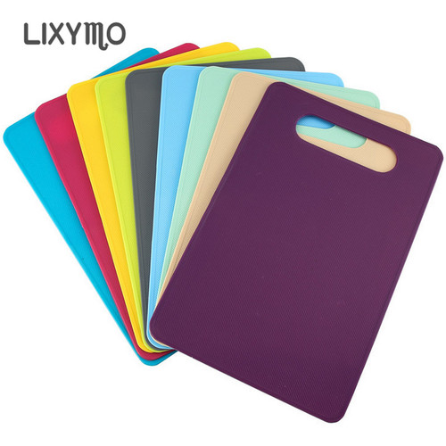 LIXYMO Food Classification Chopping Blocks MINI Mouldproof Food Contact PP High quality vegetable fruite meat Cutting Board