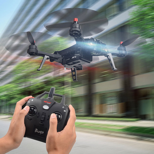 RC Helicopters MJX Bugs 6 B6 5.8G FPV VR Drone kit 720P Camera Motor Brushless RC Racing Drone with camera can add action camera