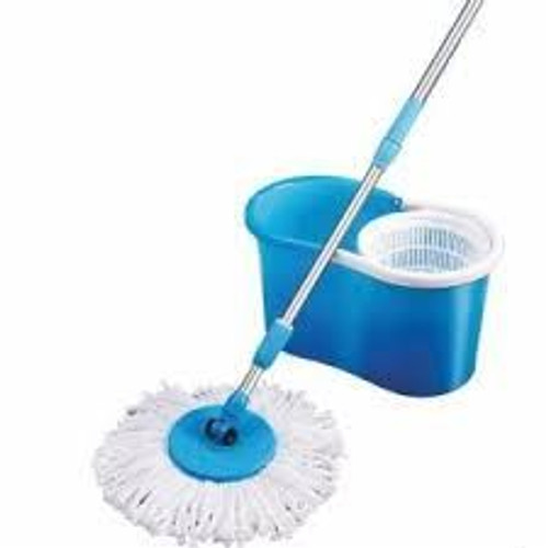 Magic Spin Mop 360 Degrees Rotating Floor Cleaner
