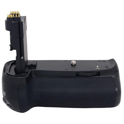 Mcoplus BG-70D Vertical Battery Grip Holder with 2x LP-E6 Battery For Canon EOS 70D 80D DSLR Camera as BG-E14 Meike MK-70D