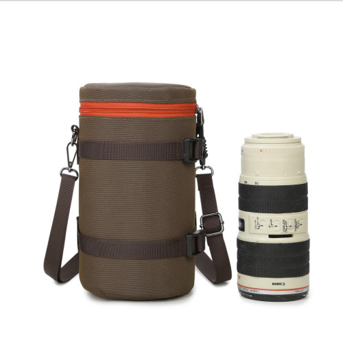 New Arrival 600D Waterproof Nylon DSLR Camera Lens Bag Pouch Universal Protective Soft Inner Case for Canon Nikon Sony Lens