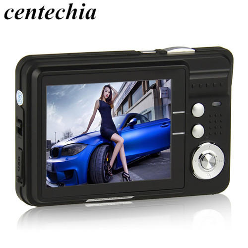 digital camera HD K09  2.7 inch TFT LCD Digital Camera Cam CMOS Senor 8x Digital Zoom Anti-shake Anti-red eye Camera